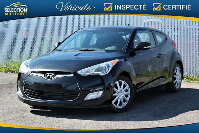 Hyundai Veloster 2014 3dr Cpe #S193061