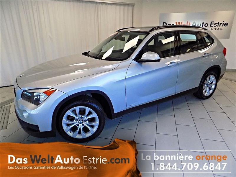 BMW X1 2013 xDrive28i, Cuir, Toit, Automatique, Bas Kilo! #19---7009