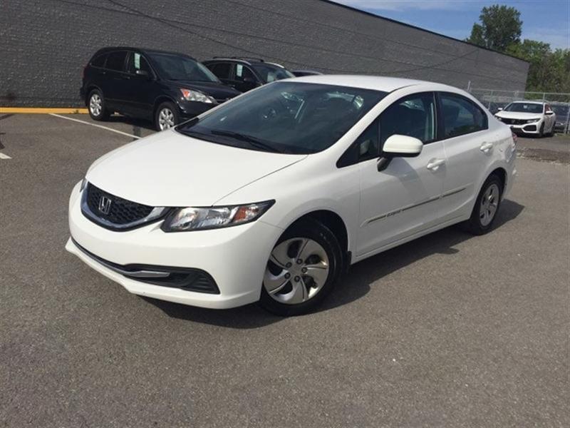 Honda Civic 2014 LX AIR CERTIFIÉ HONDA 91.16*$/2sem #U1382