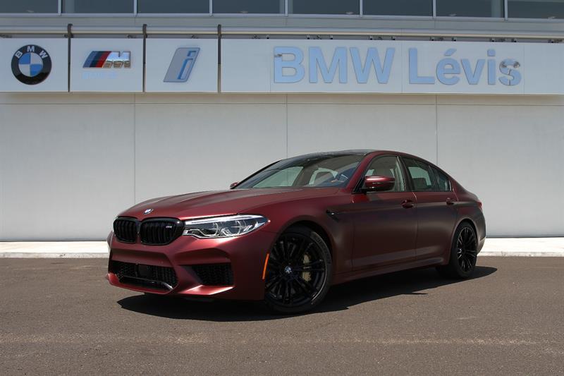 BMW M5 2018 Sedan #L0209