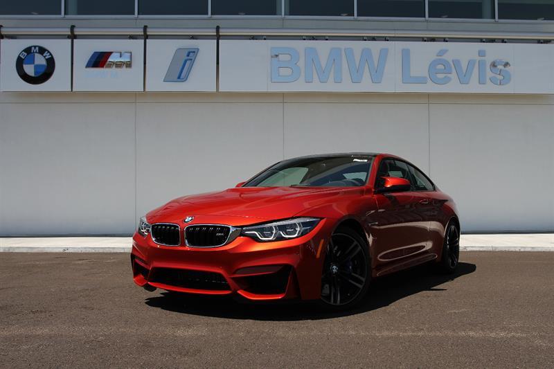BMW M4 2018 Coupe #L0196