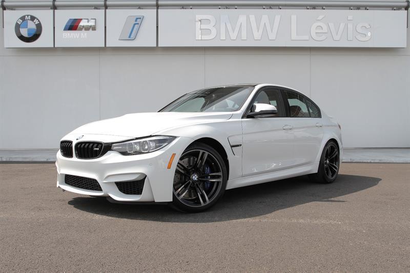 BMW M3 2018 Sedan #L0157