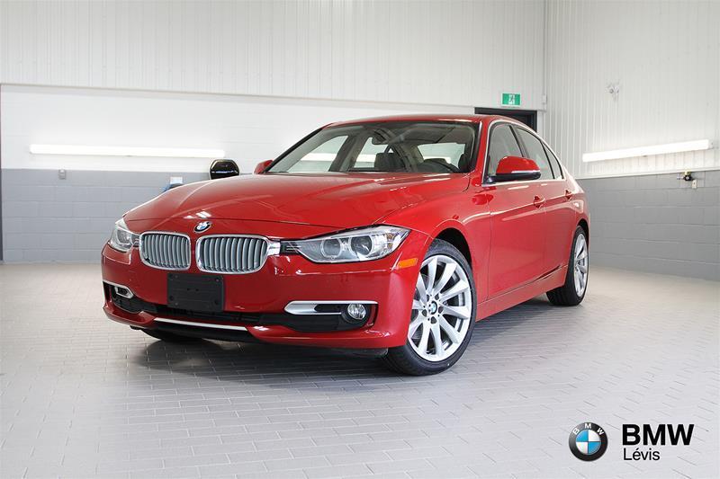 BMW 320I 2014 xDrive Sedan #V0064