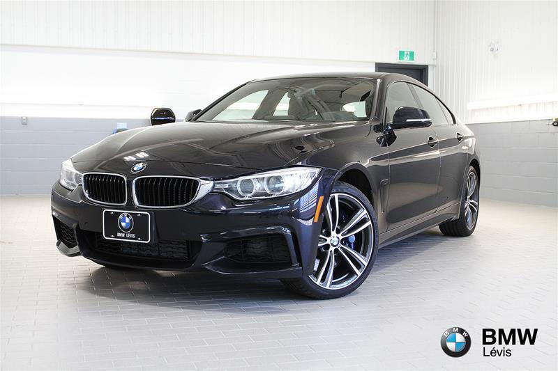 BMW 435i 2016 xDrive Gran Coupe #V0072
