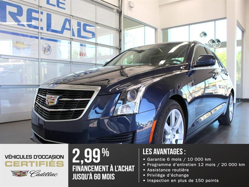 Cadillac ATS Sedan 2015 4dr Sdn 2.5L - Toit ouvrant #82114