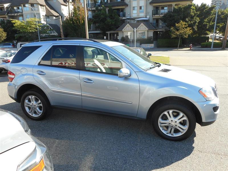 2008 Mercedes Benz ML320 CDI Diesel Used For Sale In New Westminster At  Westminster Toyota