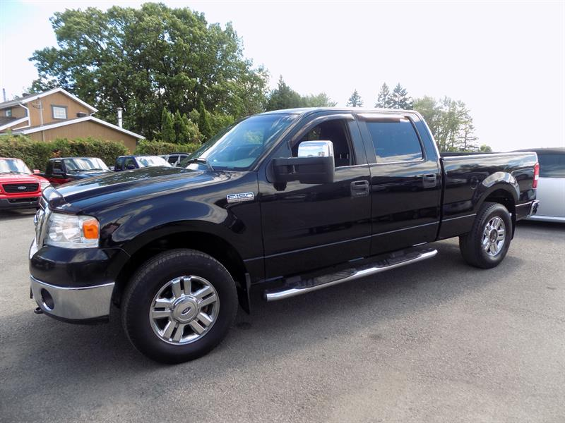 Ford F-150 2008 4WD SuperCrew #AD7051