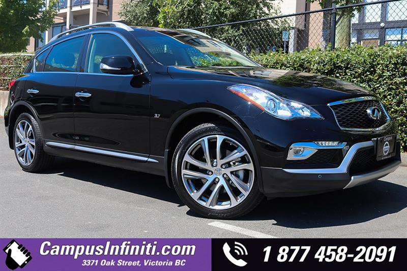 2017 Infiniti Qx50 Premium, Navigation, and Technology Packages #18-Q5020A
