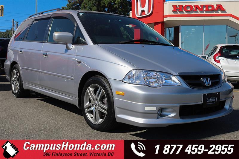 2002 Honda Odyssey Absolute V6 #B5384