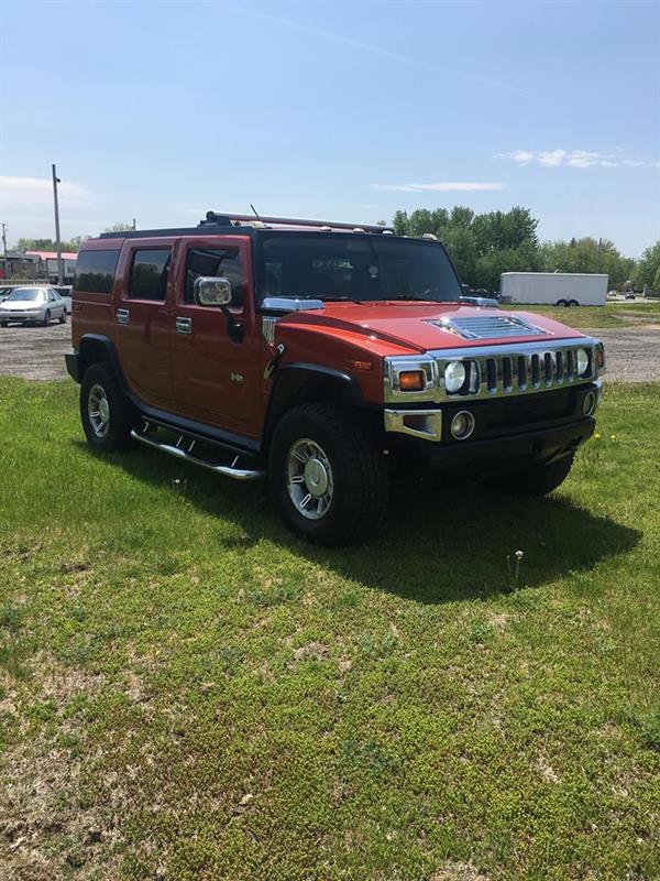 Hummer H2 2003 4dr Wgn