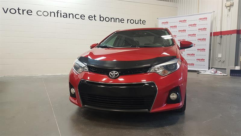 Toyota Corolla 2014 * S * TOIT OUVRANT * BLUETOOTH * CAM DE RECUL * #71204A-75