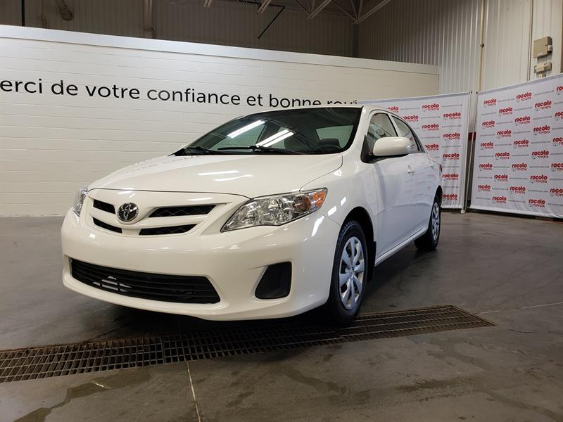 Toyota Corolla 2013 * CE * AIR CLIMATISÉE * BLUETOOTH * #18846A-51