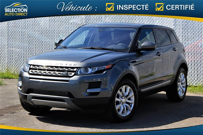 Land Rover Range Rover Evoque 2015 5dr HB Pure #S006268