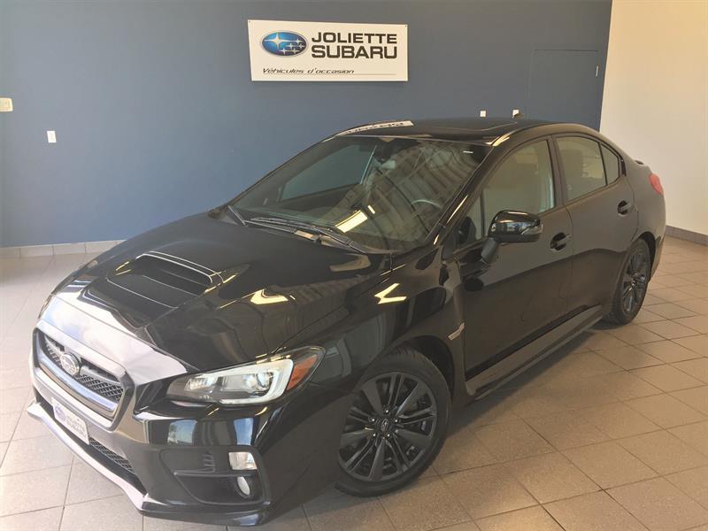Subaru Wrx 2017 Sport manuelle #U1665