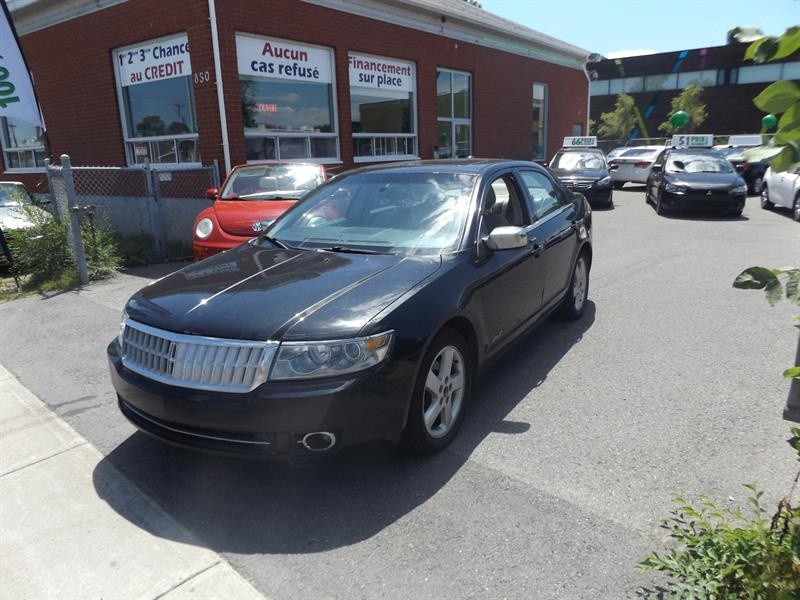 Lincoln MKZ 2009 4dr Sdn AWD #2348-07