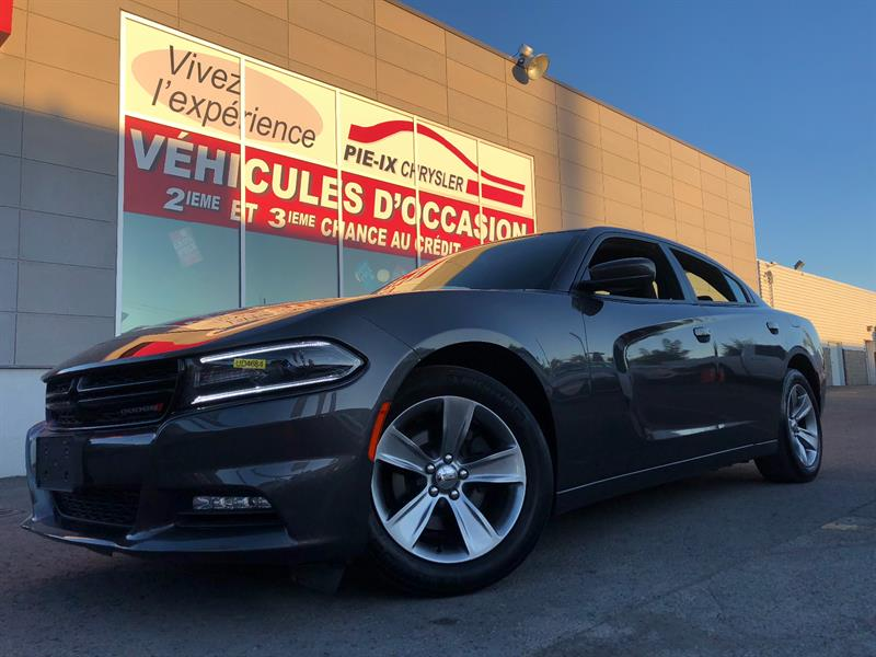 Dodge Charger 2016 4dr Sdn SXT RWD+MAGS+A/C+GR.ELEC+WOW! #UD4684