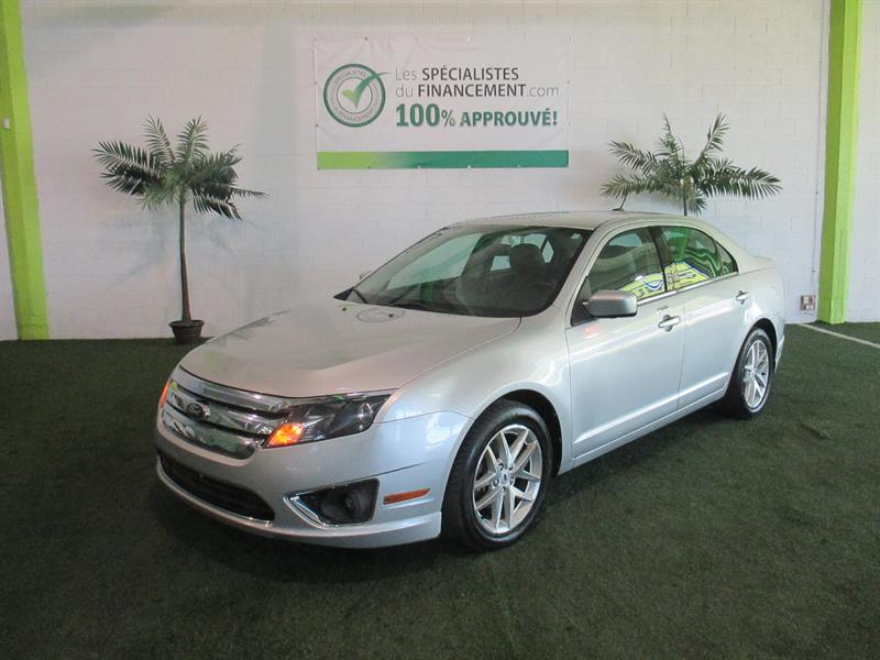 Ford Fusion 2012 4dr Sdn SEL FWD #1878-08