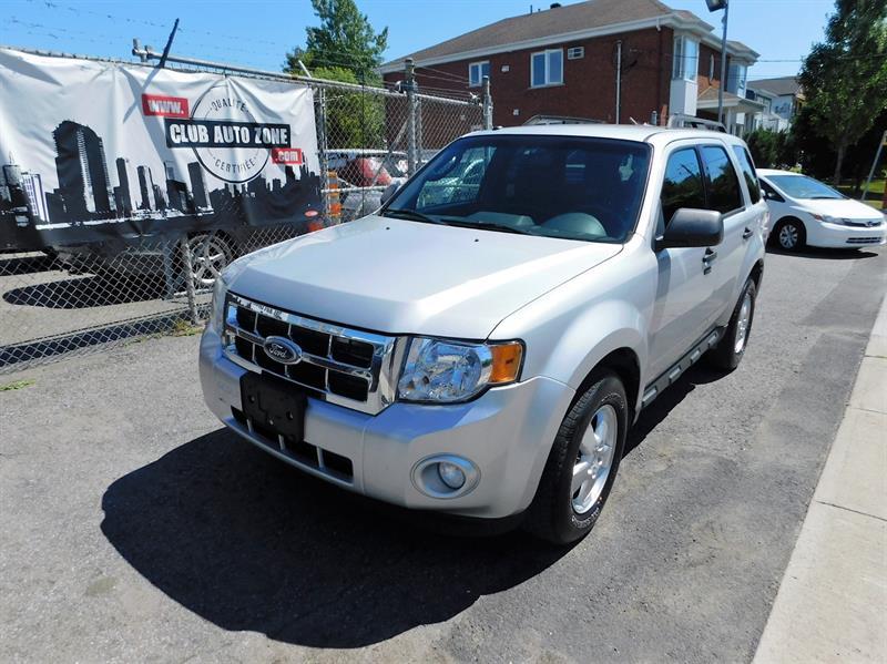 Ford Escape 2010 XLT FLEX FUEL 4WD AUTOMATIQUE BLUETOOTH #AKB72350