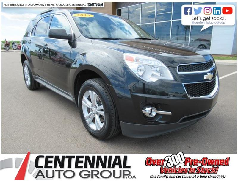 2013 Chevrolet Equinox 2LT | AWD | Leather  #U533