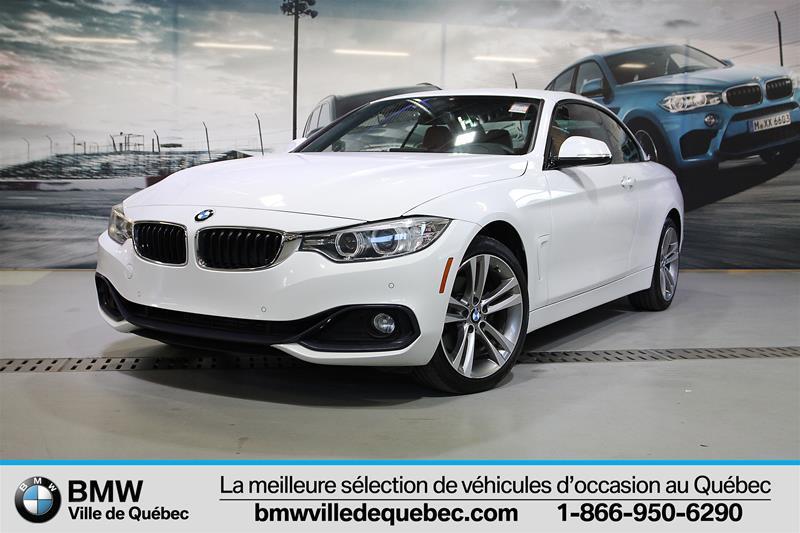 BMW 428i 2016 xDrive Cabriolet #21732A