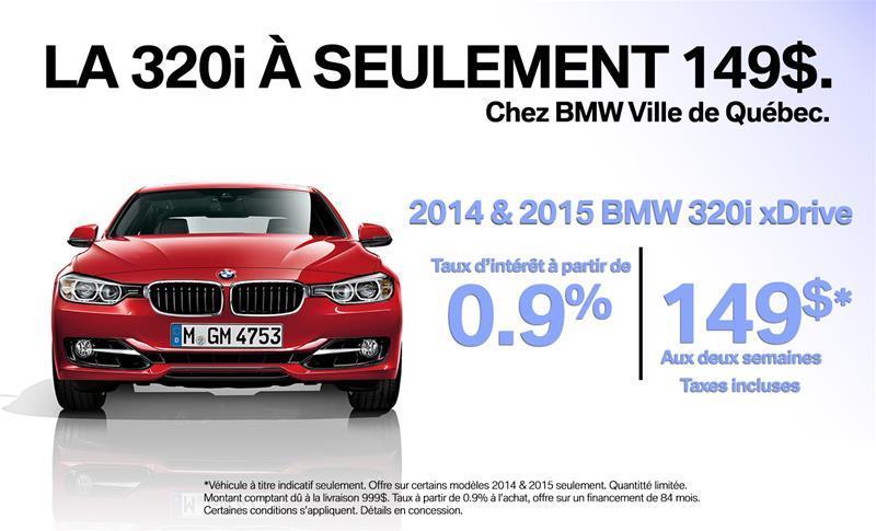 BMW 320I 2014 320i xDrive Sedan Sport Line #U4669