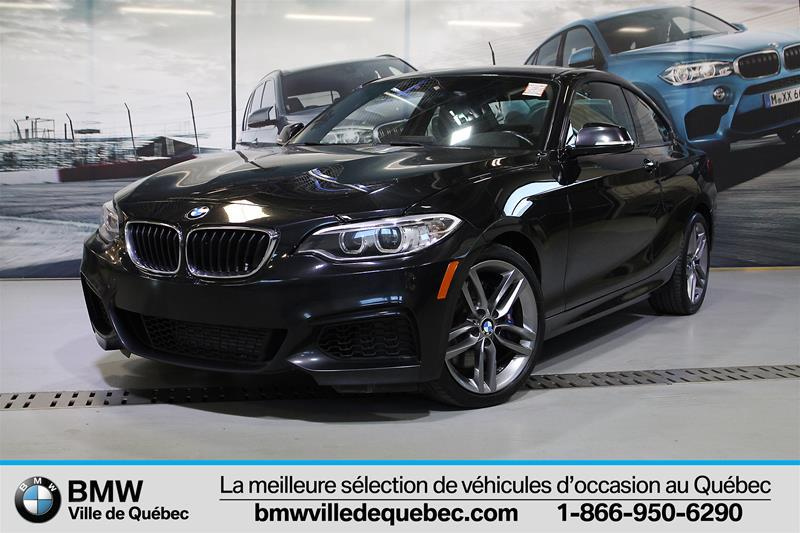 BMW 228i 2016 xDrive Coupe #U4717