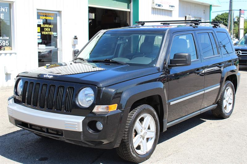 Jeep Patriot 2010 FWD 4dr Limited #PV6637