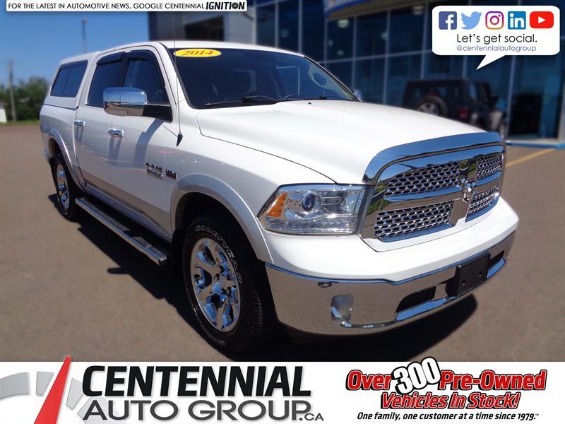 2014 Ram 1500 4WD Crew Cab 140.5 Laramie #6030ZA