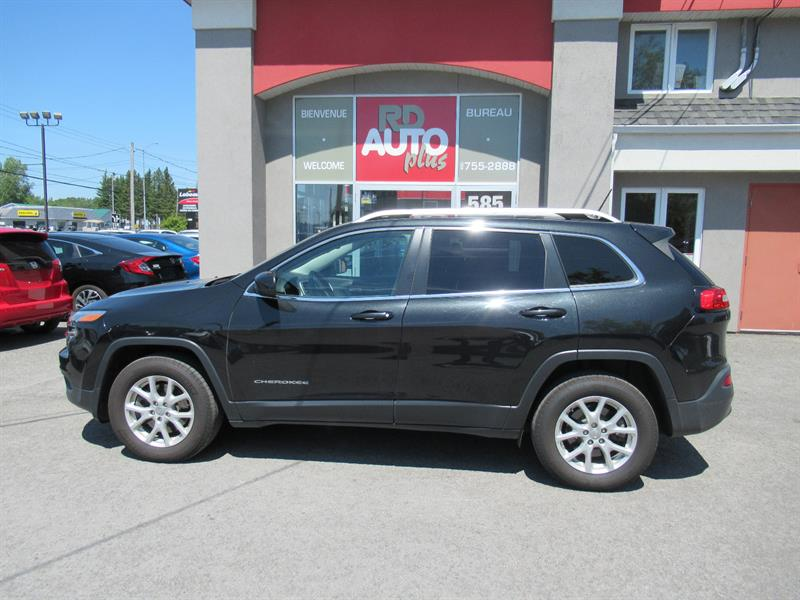Jeep Cherokee 2015 4WD 4dr North #9922