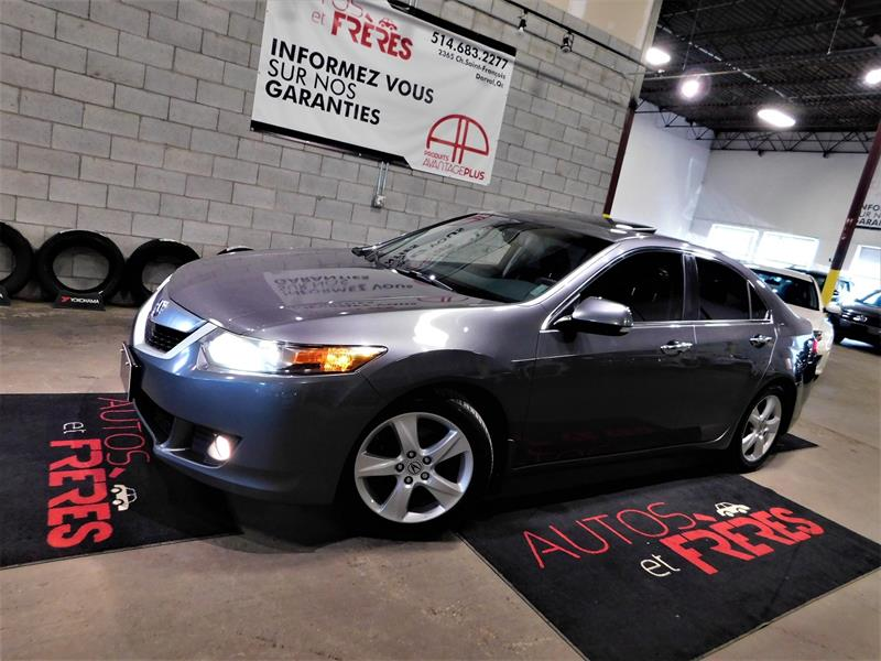 Acura TSX 2009 4dr Sdn Man Pkg #2343