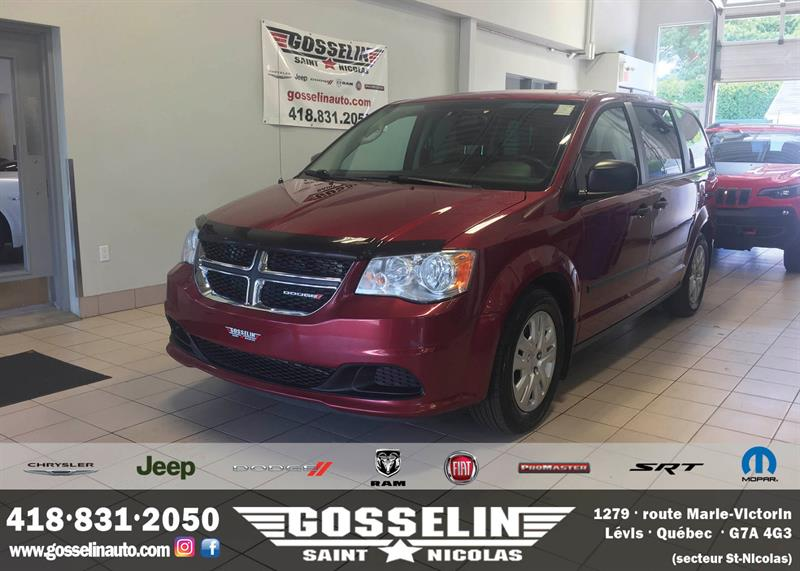 Dodge Grand Caravan 2014 4dr Wgn SE #D3929A
