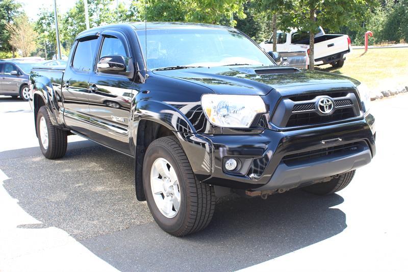2012 Toyota Tacoma 4WD Double Cab V6 Auto #12058A