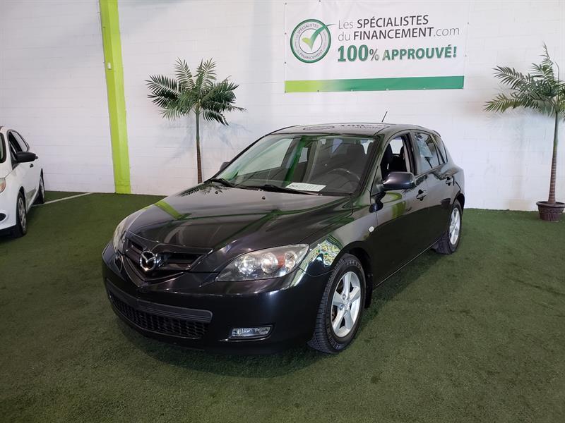 Mazda MAZDA3 2009 4dr HB Sport GX #2345-07