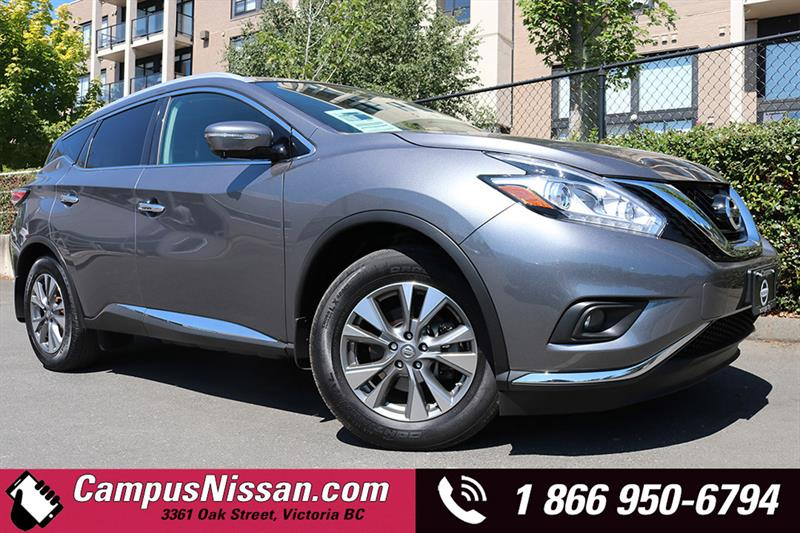 2015 Nissan Murano AWD 4dr #A7274