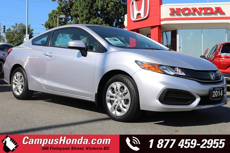 2014 Honda Civic Coupé LX 2DR CVT #B5479