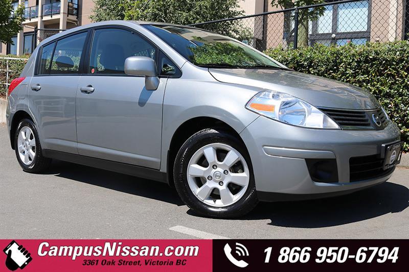 2007 Nissan Versa SL #JN2985A