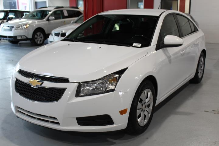Chevrolet Cruze 2014 1LT 4D Sedan Turbo #0000000233