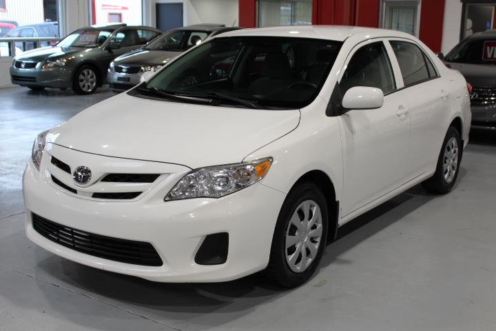 Toyota Corolla 2012 CE 4D Sedan at #0000000295