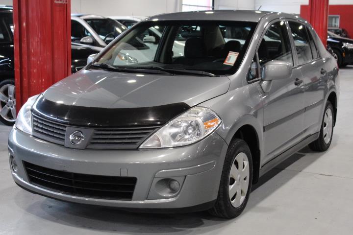 Nissan Versa 2009 S 4D Sedan #0000000417