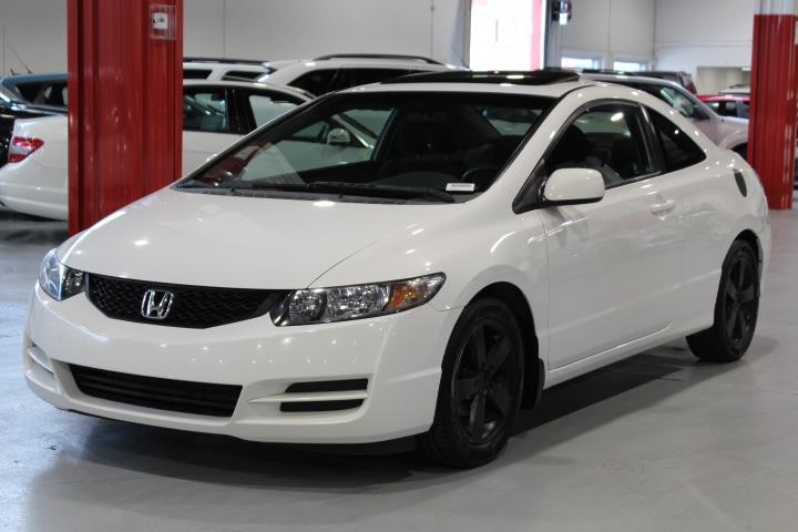 Honda Civic 2009 LX 2D Coupe #0000000512