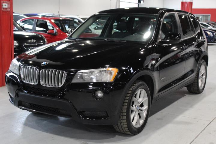 BMW X3 2014 XDRIVE28I 4D Utility #0000000551