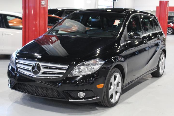 Mercedes-Benz B-Class 2014 B250 5D Hatchback #0000000609
