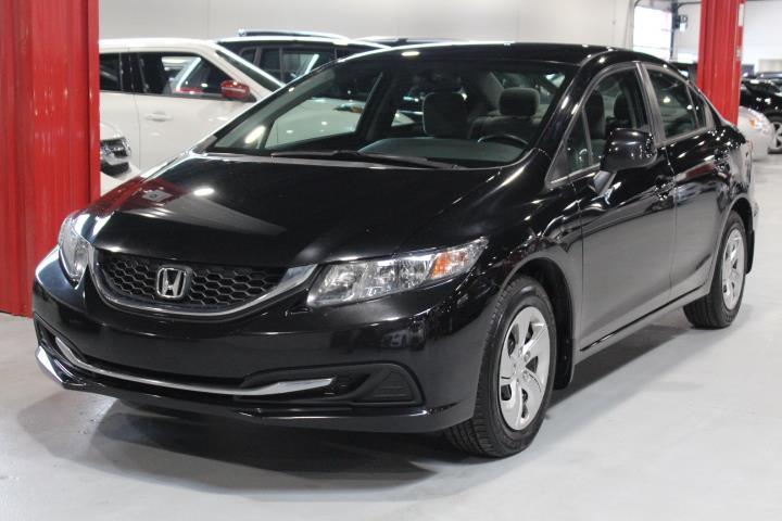 Honda Civic 2013 LX 4D Sedan at #0000000613