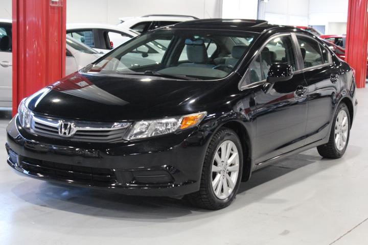Honda Civic 2012 EX 4D Sedan at #0000000621