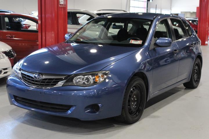 Subaru Impreza 2008 4D Wagon #0000000666