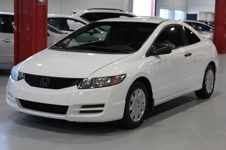 Honda Civic 2010 DX 2D Coupe #0000000700