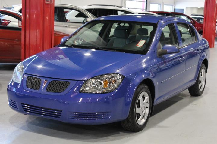 Pontiac G5 2008 SE 4D Sedan #0000000705