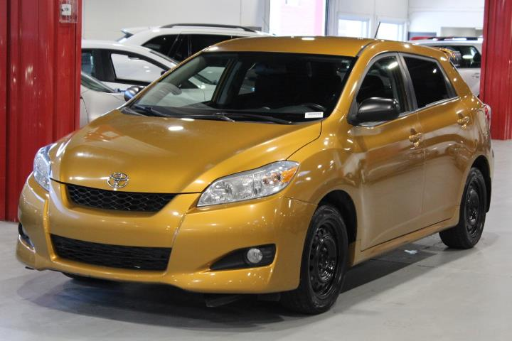 Toyota Matrix 2010 4D Hatchback FWD #0000000709