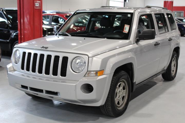 Jeep Patriot 2010 SPORT 4D Utility #0000000719