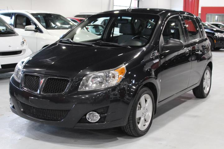 Pontiac Wave 2009 SE 4D Hatchback #0000000748